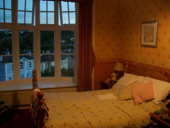 Ashwood Grange Hotel: Zimmer 1. Etage