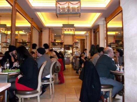 Restaurant interior picture of carette paris tripadvisor