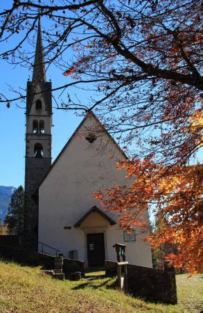 Vallada Agordina, Italy: Chiesetta di S. Simon di Vallada