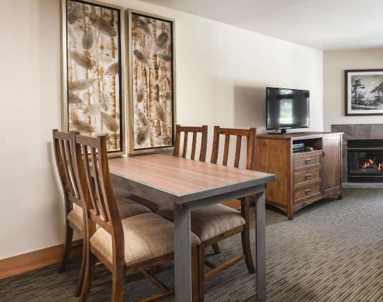 Deer Harbor, Ουάσιγκτον: 1 Bedroom Dining