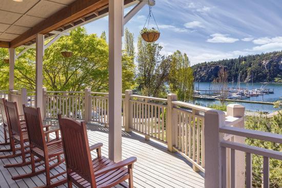 Deer Harbor, واشنطن: View