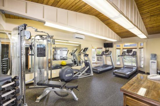 Deer Harbor, واشنطن: Fitness Center