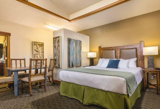 Deer Harbor, Ουάσιγκτον: Bedroom