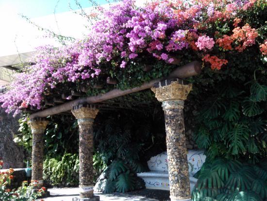 Las Manchas, Spania: parque