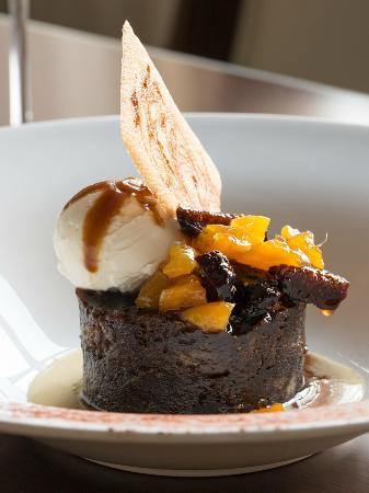 Wayne, PA: Warm Chocolate Bread Pudding
