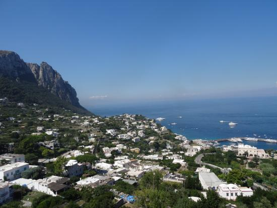 Travel Packages To The Isle Of Capri