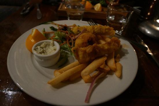 Dinner @ Captains