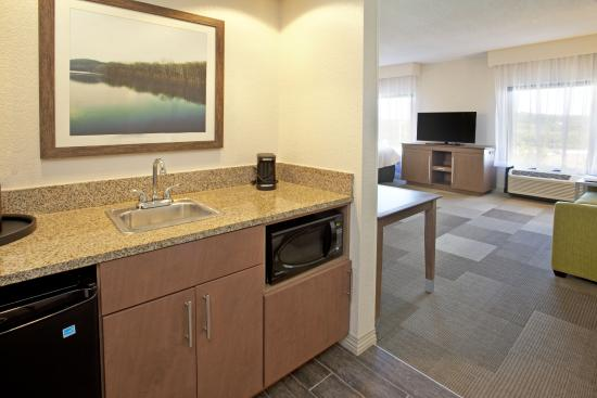 Hampton Inn & Suites Nashville-Smyrna : Suite