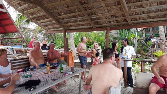 Simpson Bay, St. Maarten-St. Martin: Banke Banx Dune Preserve Anquilla