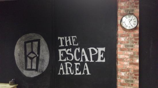 ‪The Escape Area‬