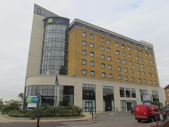 Holiday Inn Express London-Newbury Park: Adorable hotel