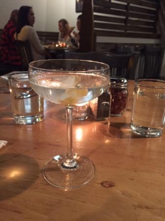 Le plus petite Martini !!