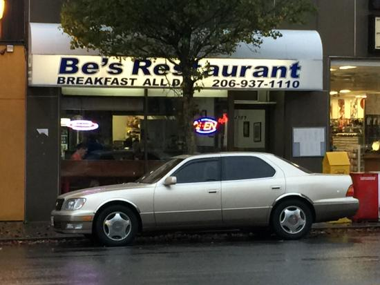 Be S Restaurant In West Seattle Junction