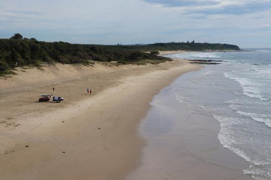 Swansea, Australia: Great Beach