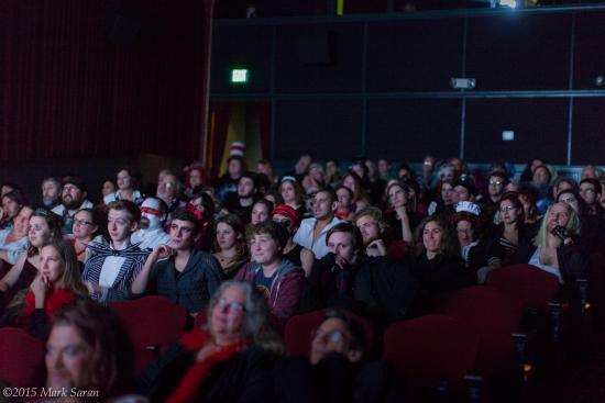 Rose Theatre: Halloween screening.