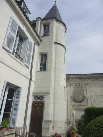 La Maison de l'Argentier du Roy: Hotel Grounds