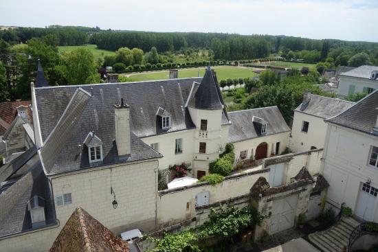 La Maison de l'Argentier du Roy: View of Property