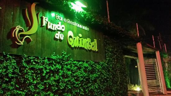 Bar e Restaurante Fundo De Quintal