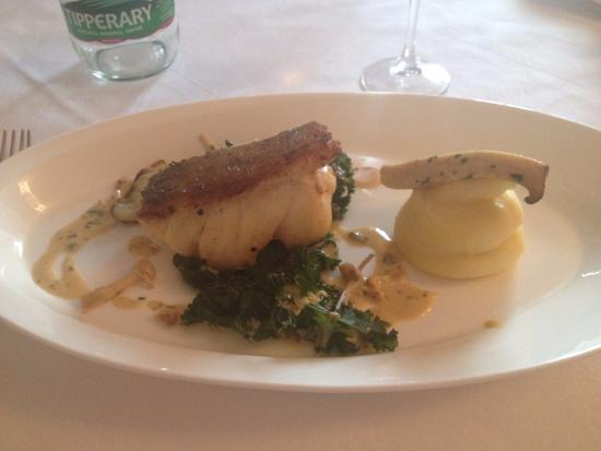 Dunbrody Country House Hotel: Cod