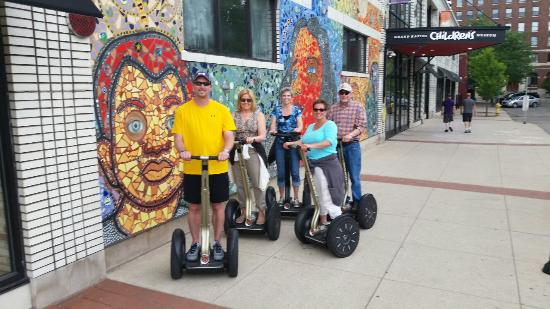 Ada, MI: Segways in GR, MI