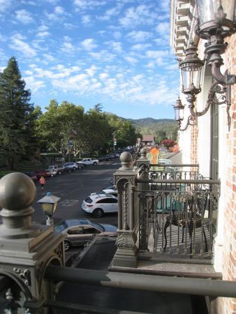 Ledson Hotel From Balcony