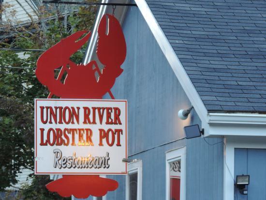 Ellsworth, ME: Union River Lobster!
