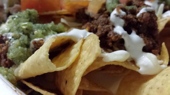 StreetCart Gourmet Street Food: Nacho tray