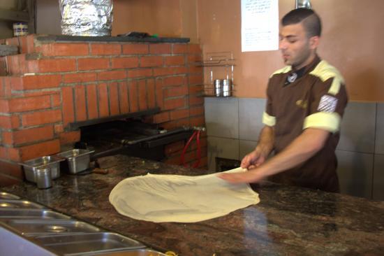 Fatatri : paper thin dough