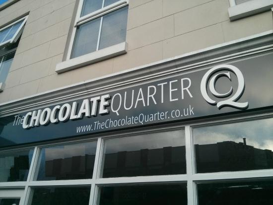 The Chocolate Quarter
