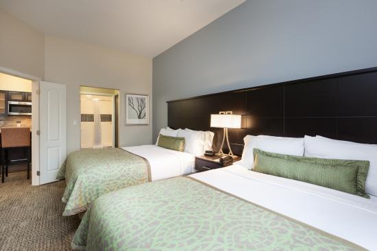 . 1 Bedroom Suite   1 King Bed or 2 Queen Beds   Picture of Staybridge