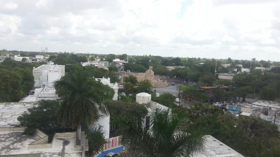 Hotel Ibis Merida: Paseo Montejo