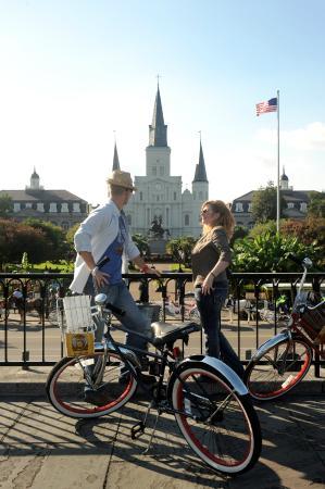 2014 Fearn\'s New Orleans Map Cover Photo - FreeWheelin\' Bike Tours ...
