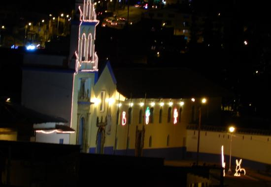 Iglesia de Nuestra Senora del Milagro del Topo