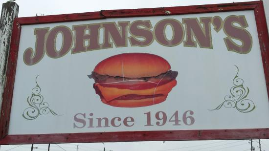 Johnson S Drive In