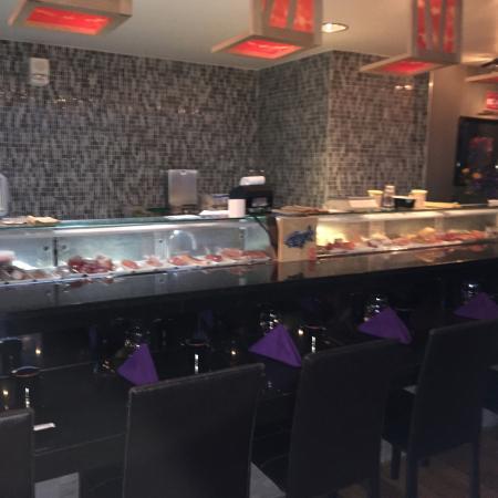 The Sushi Bar Picture Of Origami Uptown Minneapolis Tripadvisor