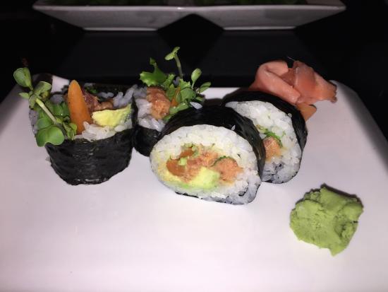 Spicy Tuna Roll Picture Of Origami Uptown Minneapolis Tripadvisor
