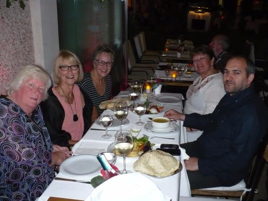 Turkey Tours Istanbul- Private Tours: Dinner - final evening in Istanbul