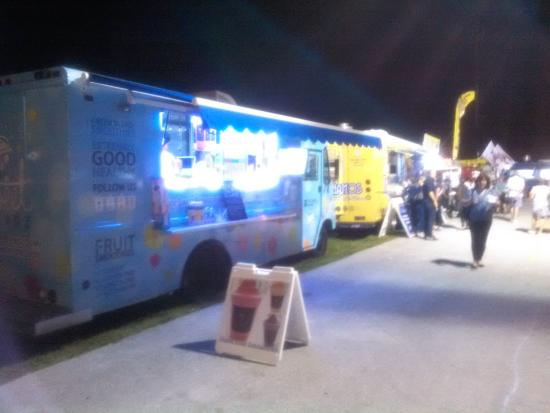 Food Trucks Tuesday S Event At Haulover Park Miami Beach Fl