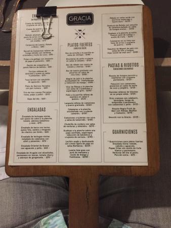 Aspectos do restaurante e da comida picture of gracia for Cocina de autor