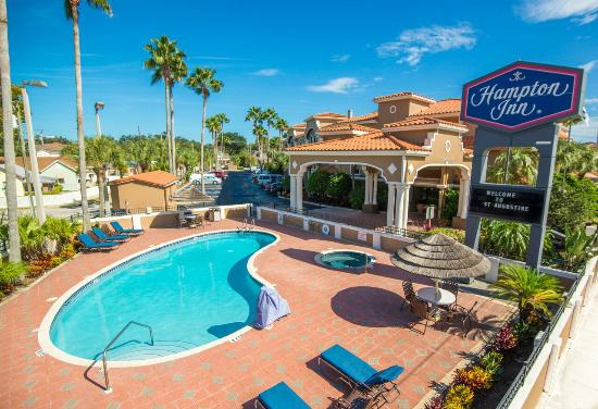 Hampton Inn St. Augustine-Historic District: HH Pool 2