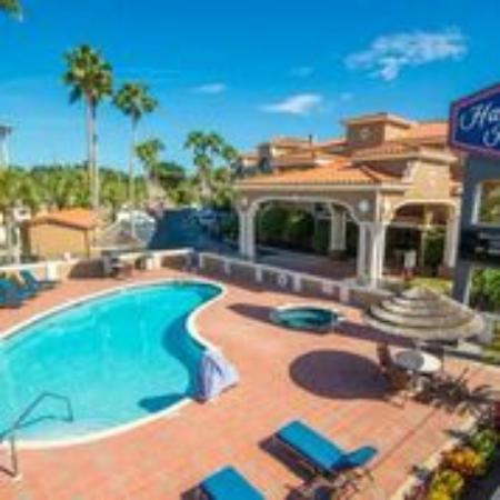 Hampton Inn St. Augustine-Historic District: HH Pool 1