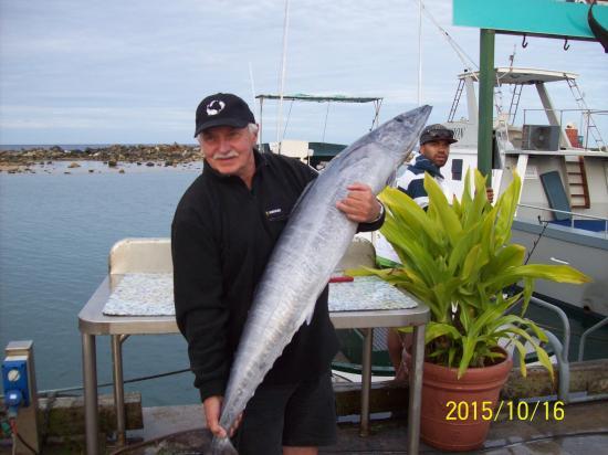 Seafari Fishing Charters : 20 Kg Wahoo