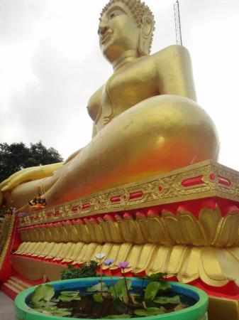 Tip Monk - Picture of Big Buddha, Pattaya - TripAdvisor