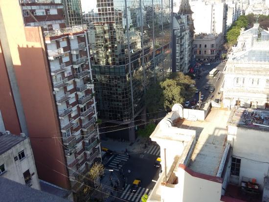 Uno Buenos Aires Suites: vista desde la terraza