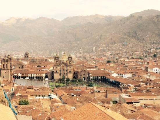 Don Bosco Hotel: Cusco de día Oct. 2015