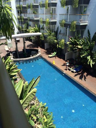 Pool - EDEN Hotel Kuta Bali Photo