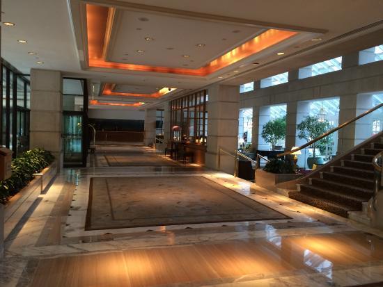 hotel foyer etc picture of fairmont washington d c georgetown rh tripadvisor co nz