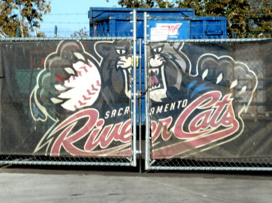 West Sacramento, CA: Sacramento Rivercats (Minor League Beaseball), Raley Stadium, West Sacarmento, Ca