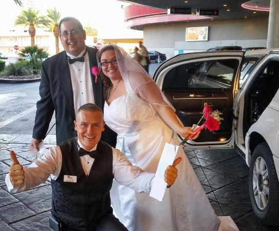 Best Limo Driver Ever Thanks So Much Picture Of Vegas Weddings