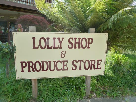 Marysville Lolly Shop